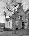 voorgevel, trapgevel met horizontale pinakels en spaarnissen - noordwijk - 20336007 - rce