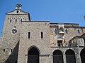 Vue latérale cathédrale Santa-Maria d'Anagni.JPG
