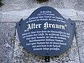 Würzburg - Alter Kranen (Schild).JPG