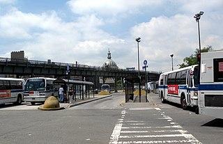Williamsburg Bridge Plaza Bus Terminal