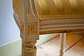 WLANL - MicheleLovesArt - Fries Museum - Stijlkamers van het Eysingahuis - detail van stoel.jpg
