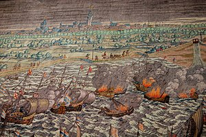 Spanish Fury - The Battle of Rammekens between the Spanish and the Sea Beggar fleet in 1573