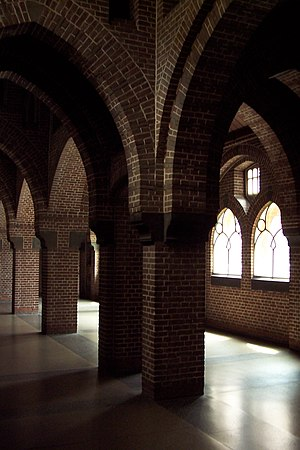 St. Paul's Abbey, Oosterhout - Brick architecture by Dom Bellot