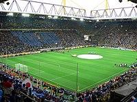 ad54db1ac Japan against Brazil at Signal Iduna Park in Dortmund