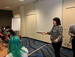 WMCON 2017 WikiWomen User's Group 10.jpg