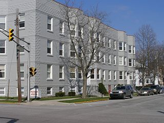 Washington Street Historic District (Valparaiso, Indiana)