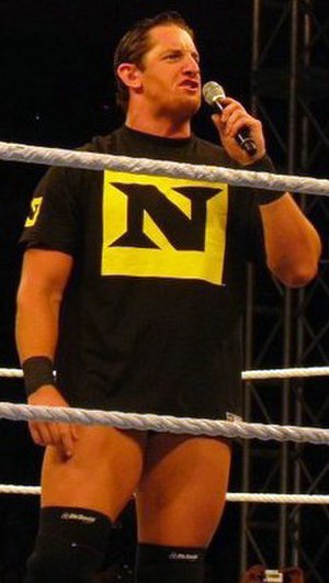 Wade Barrett - Barrett in September 2010