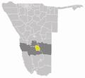Wahlkreis Mariental Stadt in Hardap.png