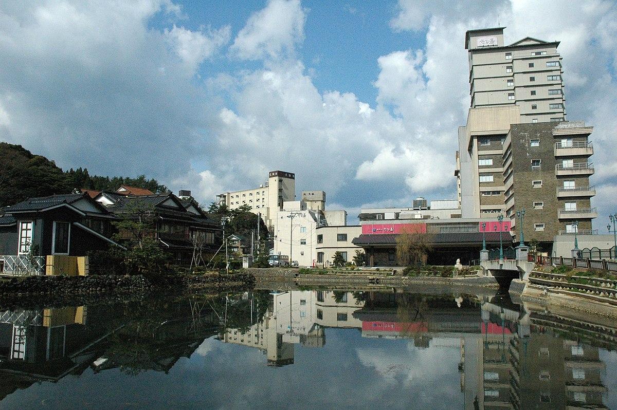 Wakura Onsen Travel Guide At Wikivoyage