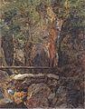 Waldmüller - Rettenbachwildnis bei Ischl (Der Hohenzollern-Wasserfall im Jainzental).jpeg