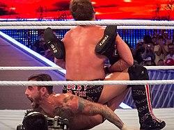 6 man Elimination No DQ No.1 Contender match 250px-Walls_of_Jericho_2