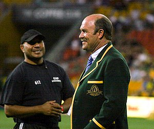 Wally Lewis - Lewis in 2008