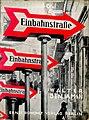Walter Benjamin - Einbahnstraße, Rowohlt Verlag, 1928.jpg