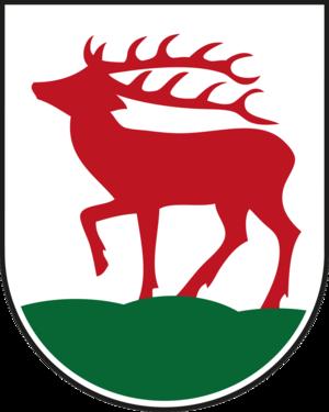 Herzberg (Elster) - Image: Wappen Herzberg (Elster)
