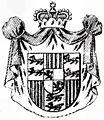Wappen der Grafen Sylva-Tarouca 1687.jpg