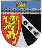 Das Wappen von Herdorf
