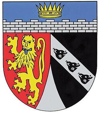 Herdorf - Image: Wappen herdorf