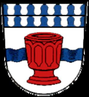 Obertaufkirchen - Image: Wappen von Obertaufkirchen