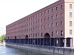 Warehouse at Wapping Dock
