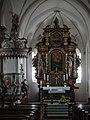 Warstein, Alte Kirche St. Pankratius 04-Interior.JPG