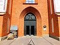 Warszawa, bazylika archikatedralna św. Jana Chrzciciela, główne wejście.jpg