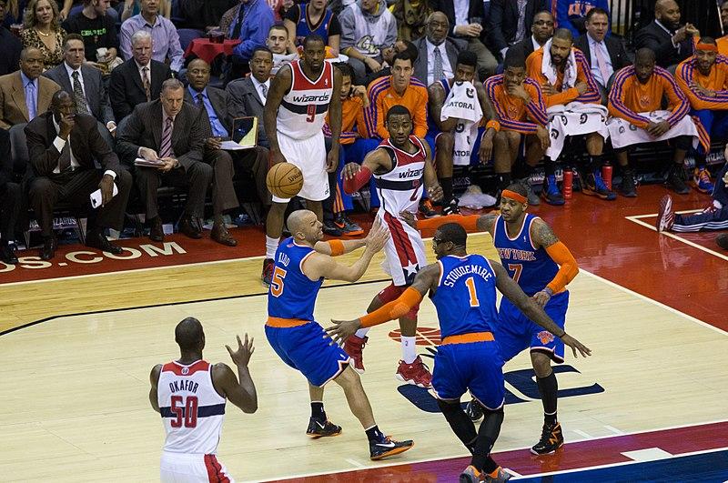 Jogos ao vivo da NBA