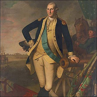 1779 in art - Charles Willson Peale, George Washington, Pennsylvania Academy of the Fine Arts
