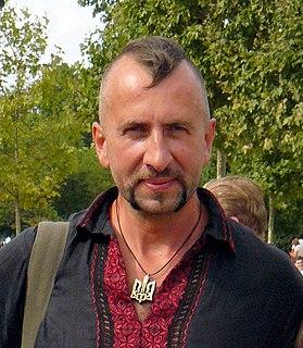 Vasyl Slipak Ukrainian opera singer