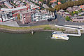 Waterbushalte Papendrecht Veerdam luchtfoto 02.jpg