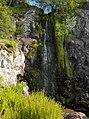 Waterfall, Gargunnock Burn - geograph.org.uk - 185349.jpg
