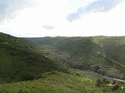 """Waterfalls at Guadiana river - """"Pulo do Lobo"""" (Wolf's Leap).JPG"""