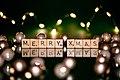 """Weihnachten, Schriftzug """"MERRY XMAS"""" -- 2020 -- 3727.jpg"""