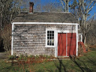 Ahearn House and Summer House - Summer house, NPS photo