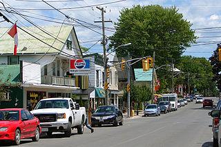 Wellington, Ontario Place in Ontario, Canada