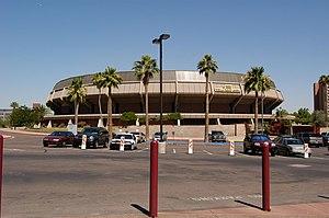Wells Fargo Arena (Tempe, Arizona) - Image: Wellsfargo