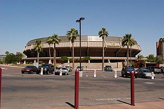 Wells Fargo Arena (Tempe, Arizona) - Wells Fargo Arena, 2005