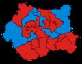 WestYorkshireParliamentaryConstituency2017Results.png