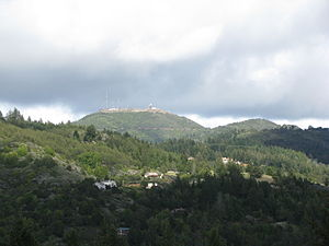 West Flank of Loma Prieta Mountain, April 2012.jpg
