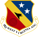West Virginia Air National Guard HQ patch.svg