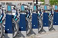 Westferry DLR station MMB 24 Barclays Cycle Hire.jpg