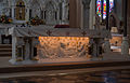 Wexford Church of the Immaculate Conception Altar Dormition of Virgin Mary II 2010 09 29.jpg