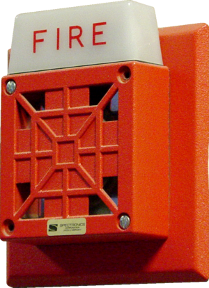 Automatic fire suppression