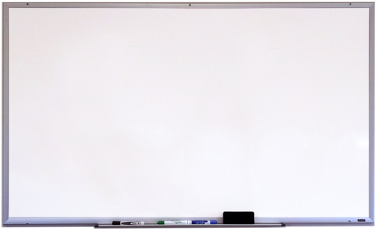 White Board For Paint Studio Walls