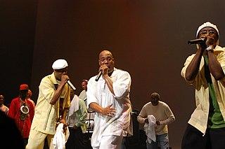 Whodini American hip-hop group