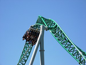 Wicked (Lagoon) - Wicked inversion.