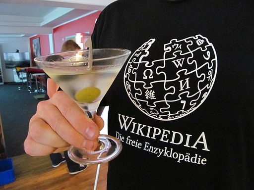 Wiki loves cocktails