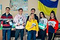 Wikimarathon 2019 at Kremenchuk Central City Library 10.jpg