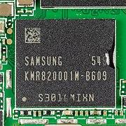 Wileyfox Swift - main board - Samsung KMR820001M-B609-0185.jpg