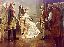 Symbolisch: Zuckerhut für König Friedrich Wilhelm III (Quelle: Wikimedia)