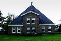 Wilhelmina Hoeve Spierdijkerweg 121 Spierdijk N-H. Boerderij uit 1898..JPG